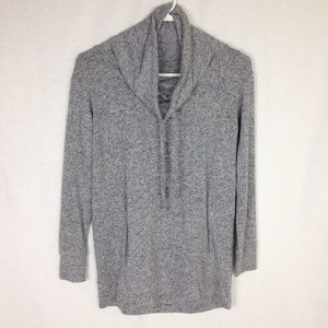 Aerie American Eagle Heather Gray Sweater
